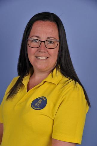Mrs Maria McGivern - Nursery Assistant & Parent Worker