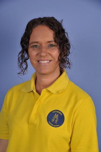Miss Catriona Voyle - Nursery Assistant