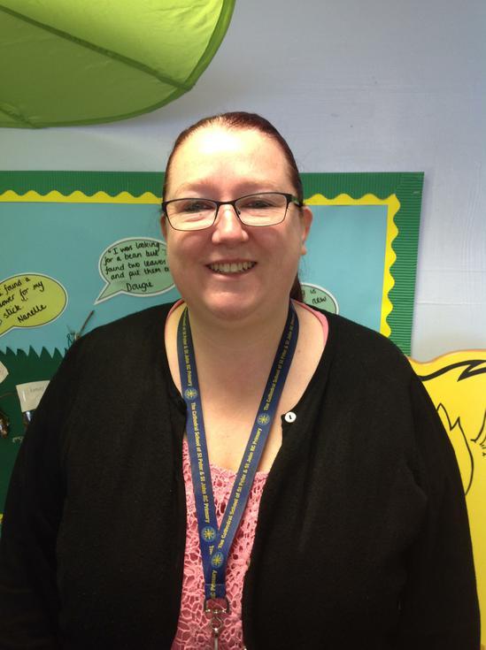 Mrs McFadden- Nursery Teaching Assistant