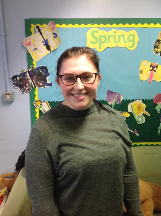 Miss Neale- Nursery Teacher