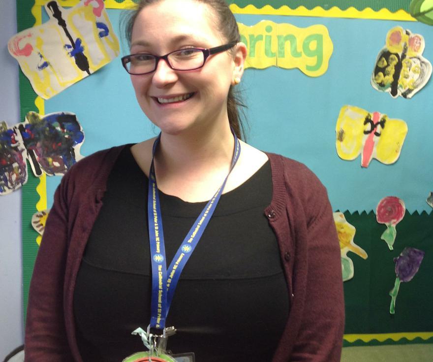 Mrs Warsop- Nursery Teaching Assistant