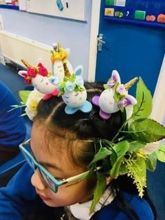 Li Yao Crazy Hair Year 6