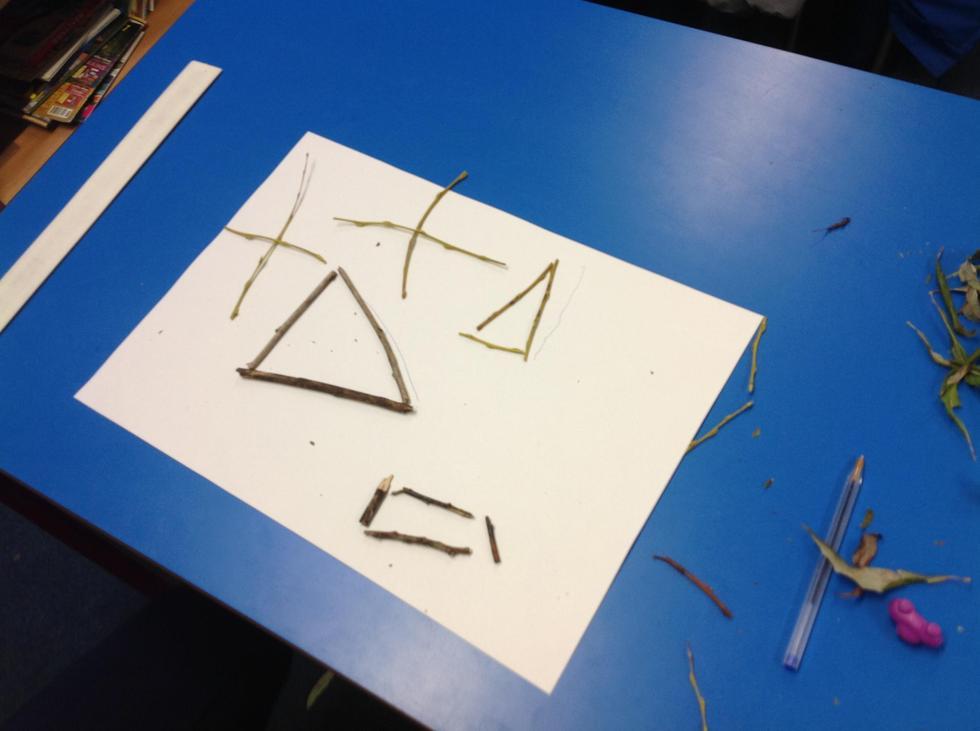 More triangles!