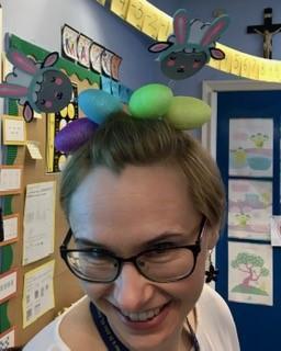Mrs Janik Crazy Hair Year 6