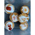 Tom's stunning cupcakes!