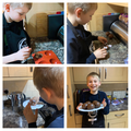 Alfie's hot chocolate bombs!