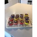 Poppy's yummy cupcakes!