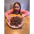 Eleanor's mars bar crunch!