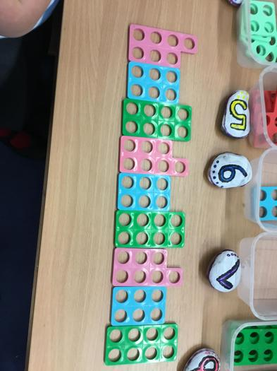 Making repeating patterns
