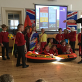 What should we wear to be safe on the water?