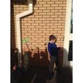 Investigating shadows!