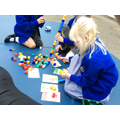 Counting and measuring with cubes