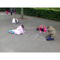 Identifying features of a castle at the Chalk Station