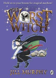 The Worst Witch book cover