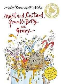 Mustard, Custard, Grumble Belly and Gravy book cover