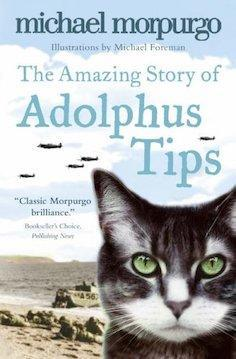 The Amazing Story of Adolphus Tips book cover