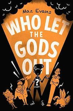 Who Let the Gods Out? book cover