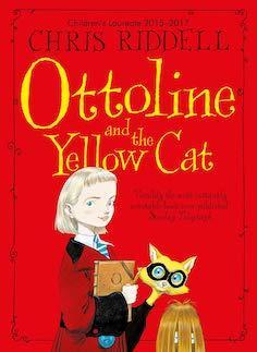Ottoline and the Yellow Cat book cover