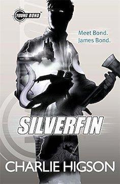 Silver Fin book cover