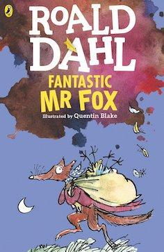 Fantastic Mr Fox book cover