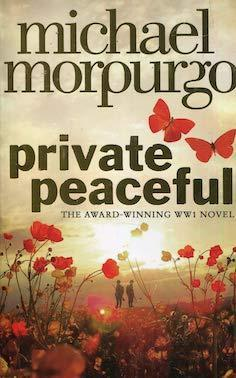 Private Peaceful book cover