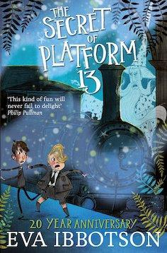 The Secret of Platform 13 book cover
