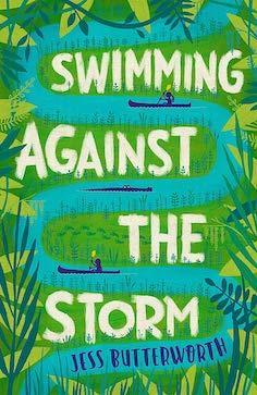 Swimming Against the Storm book cover