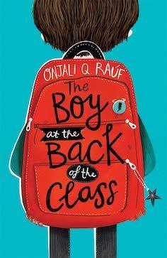The Boy at the Back of the Class book cover