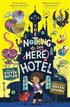 The Nothing to See Here Hotel book cover
