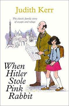 When Hitler Stole Pink Rabbit book cover