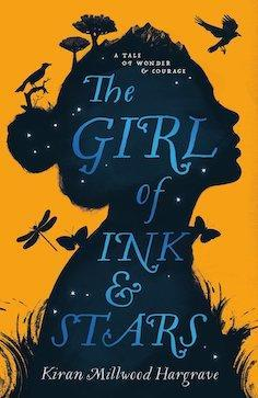 The Girl of Ink and Stars book cover