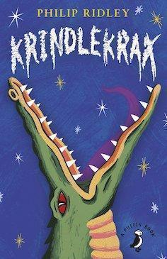 Krindlekrax book cover