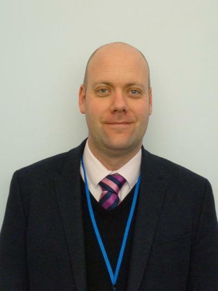 Mr Dan Stagg - LKS2 Leader, Year 4 Teacher