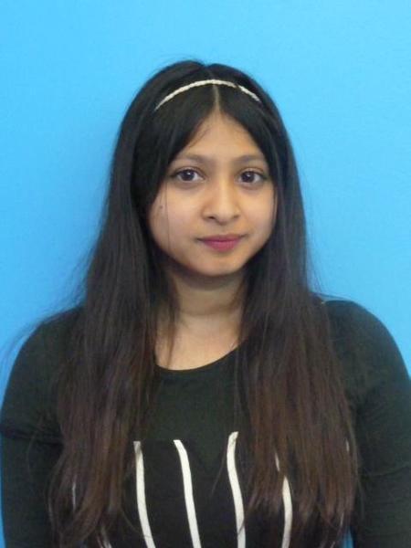 Miss Rasheda Begum - Year 3 Teacher