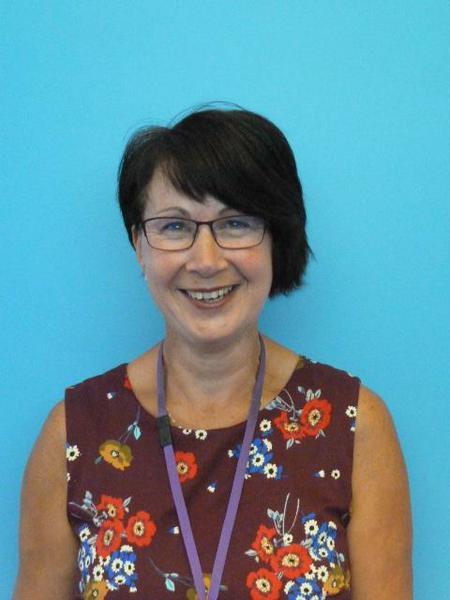 Mrs Alison MacDonald - Admin Assistant