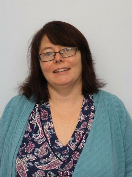 Mrs Geraldine Bagshaw - EYFS Teacher