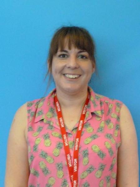 Miss Burch- Doves teacher