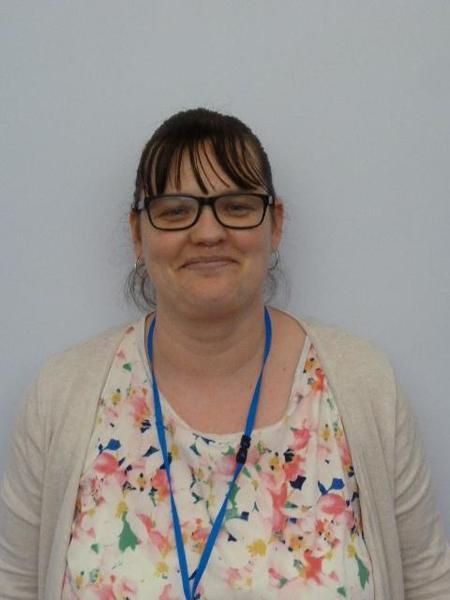 Mrs Wilkinson- TA