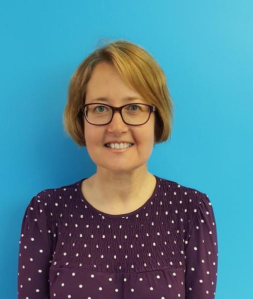 Mrs Elizabeth Rolfe - Year 1 Teacher, Robins