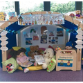 This is the reading area.
