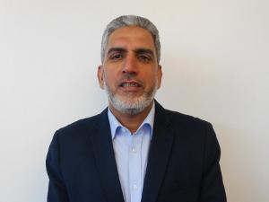 Cllr Akhtar Authority Vice Chair