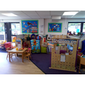 This is the role play area.