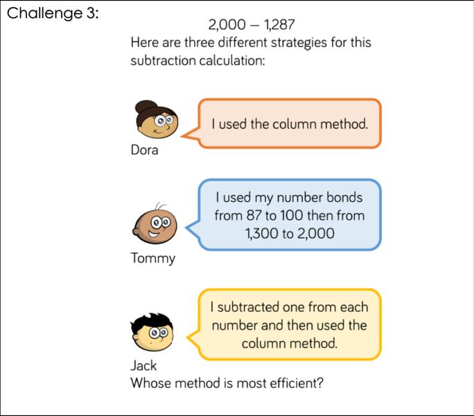 Explain using SAE. S solve, A answer & E explain