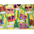 Butterfly number sentences