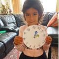 Maya's clock