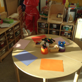 Our art area