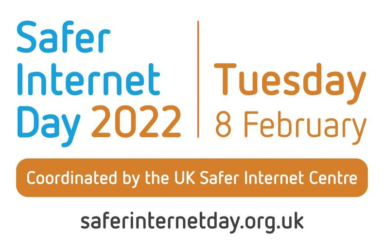 Safer Interent Day on Tuesday 8th 2022