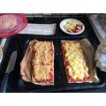 Ryker's yummy pizza