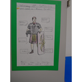 A look at a traditional Roman soldier