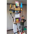 Xavi's amazing robot